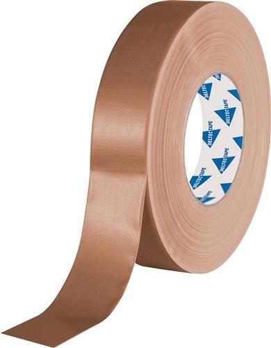 Deltec gaffa tape pro bruin 19mm x 50m