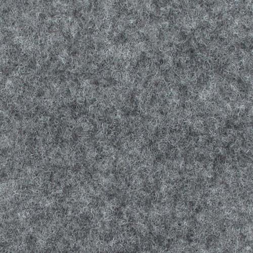 Rol tapijt met folie grijs 40m x 2m