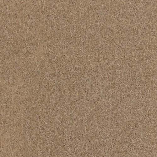 Rol tapijt met folie licht bruin 40m x 2m