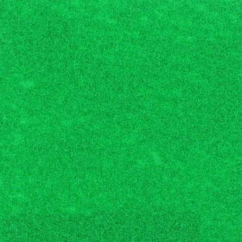 Rol tapijt met folie appel groen 50m x 2m