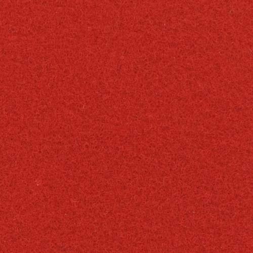 Rol tapijt met folie theater rood 50m x 2m