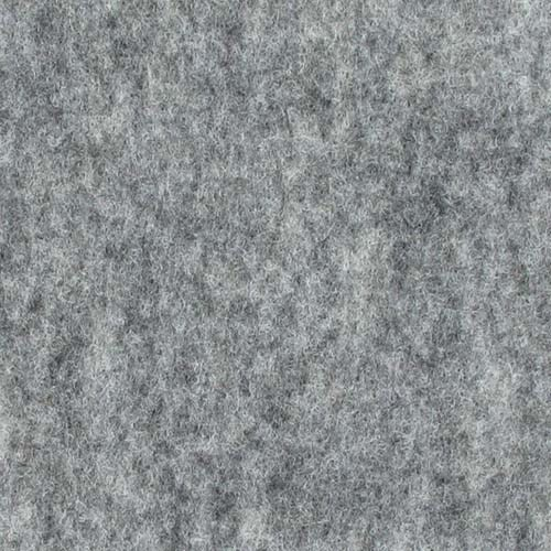 Rol tapijt met folie licht grijs 50m x 2m