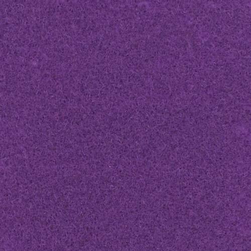 Rol tapijt met folie pruimen paars 50m x 2m