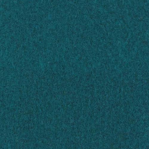 Rol tapijt met folie koraal blauw 50m x 2m