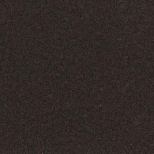 Rol tapijt met folie chocolade bruin 50m x 2m