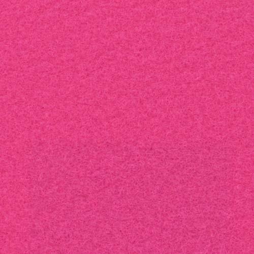Rol tapijt met folie fuchsia roze 50m x 2m