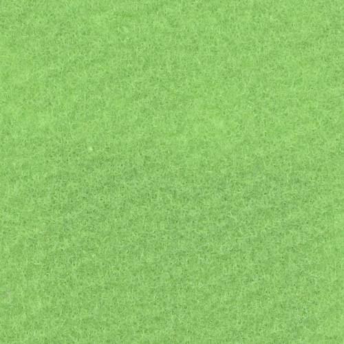 Rol tapijt met folie pistache groen 50m x 2m
