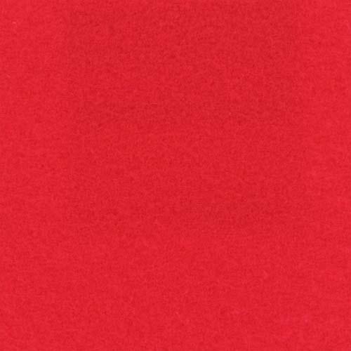 Rol tapijt met folie tomaat rood 50m x 1m