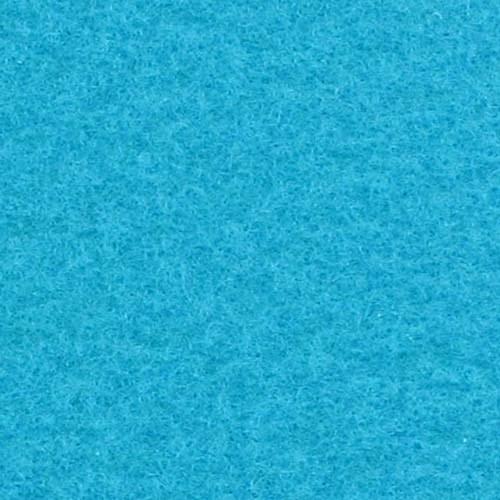 Rol tapijt met folie tropisch blauw 50m x 2m