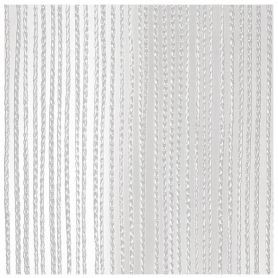 Wentex String Curtain 6(h)x3(w)m White, incl velcro