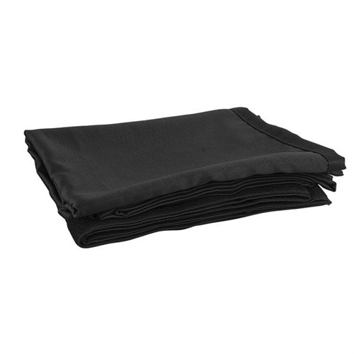 Wentex P&D MCS 300×300 Black Pleated