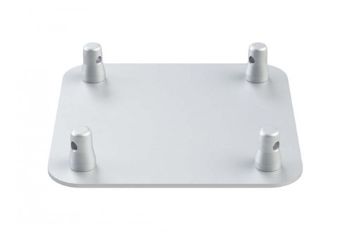 M29S Base plate 329x329x6 Square